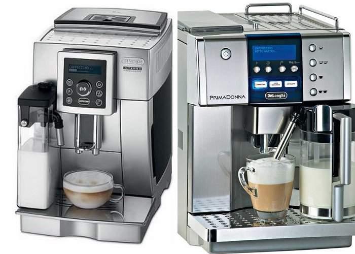 Чем отличается кофеварка от кофемашины: обзор каждого типа