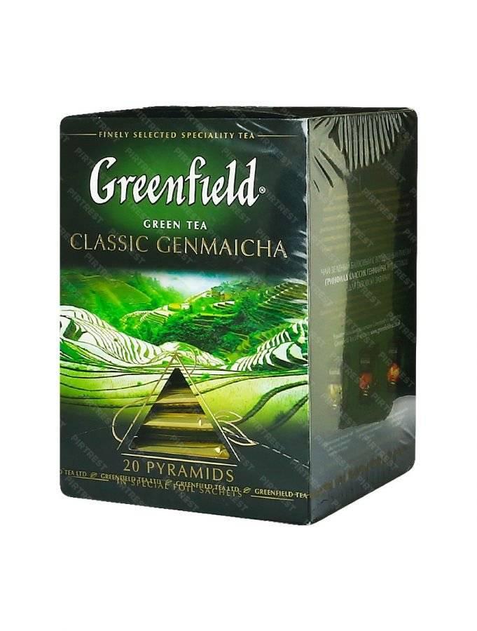 Чай гринфилд: ассортимент, сорта и состав чая