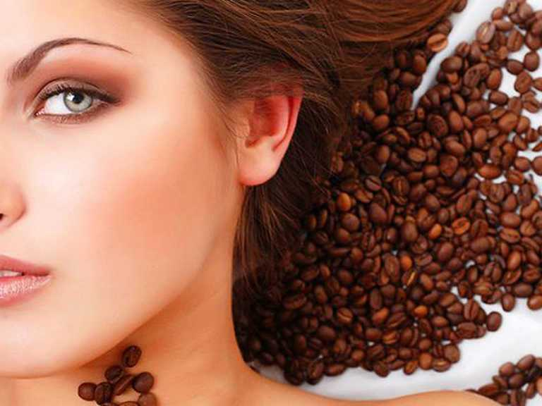 Маска для волос с кофе - рецепты и применение в домашних условиях
