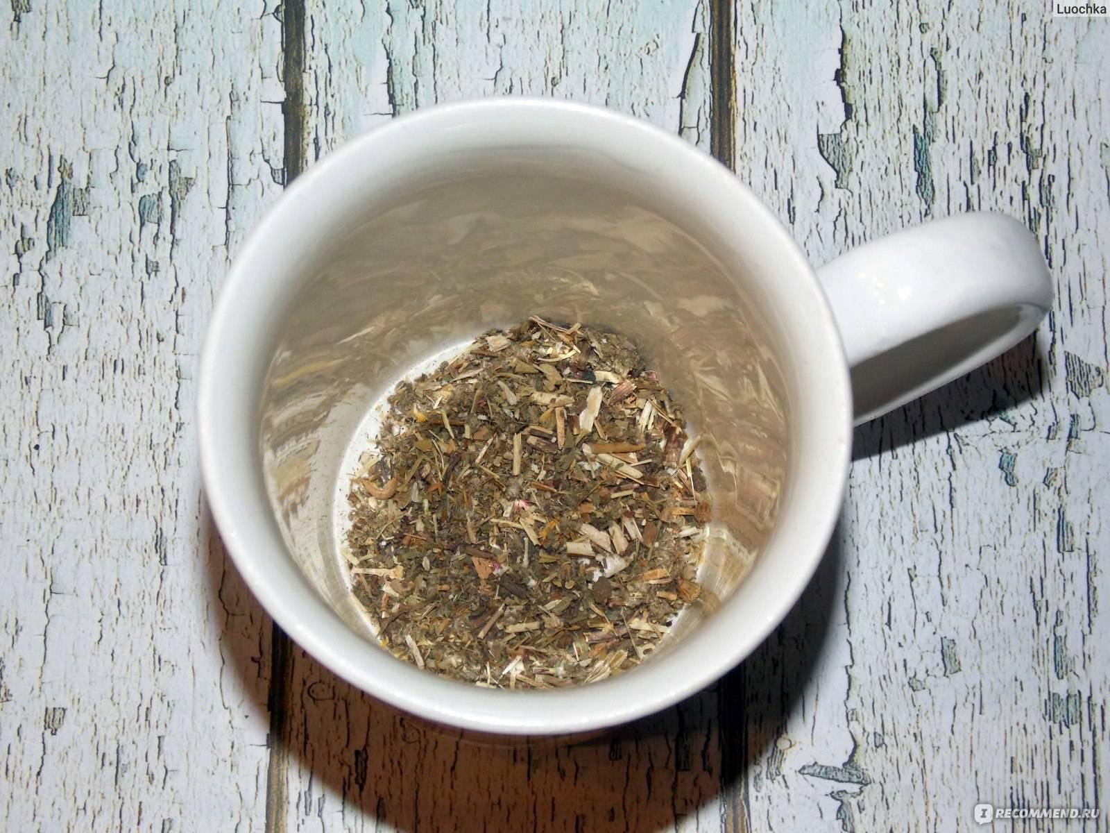 Травы и чаи от паразитов: что пить, чтобы избавиться