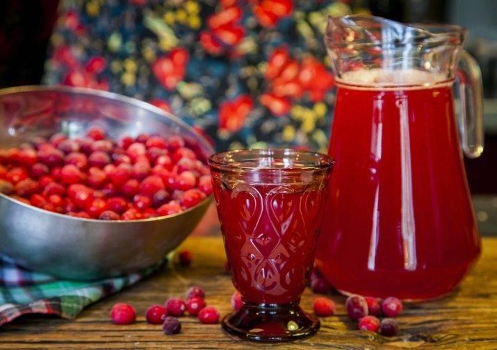 Чай с клюквой: польза, классический рецепт, с имбирем, лимоном, медом, мятой - растения и огород