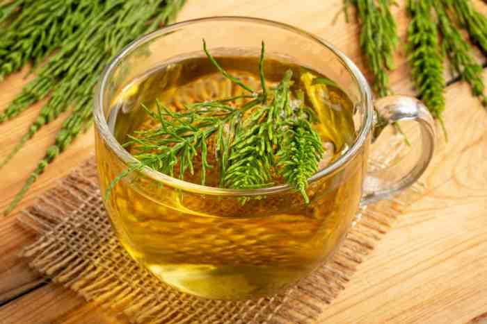 Сосновый чай