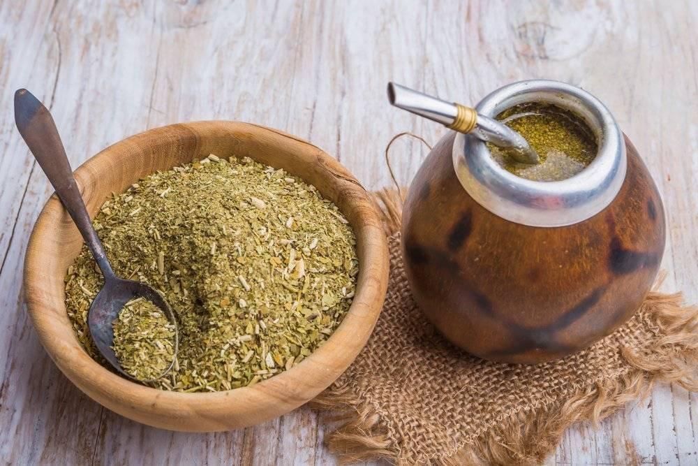 Калабас и бомбилья - посуда для заваривания чая мате