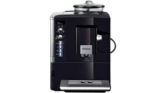 Кофемашины siemens (сименс) - ассортимент, бренд, цены