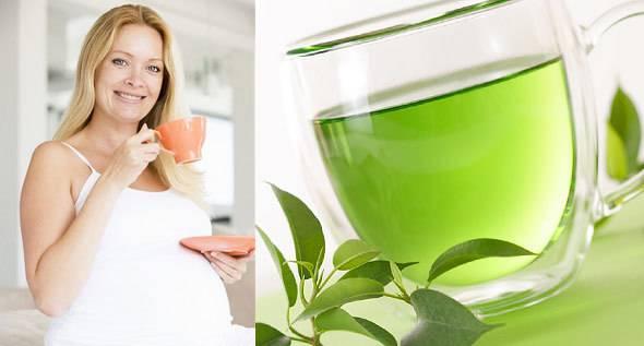 Можно ли пить чай беременным и какой?