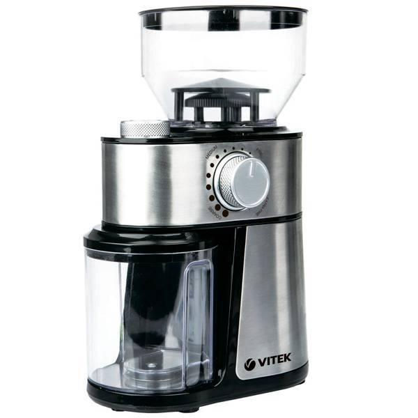 Кофемолки витек: технические характеристики, модельный ряд, ремонт и разбор, отзывы