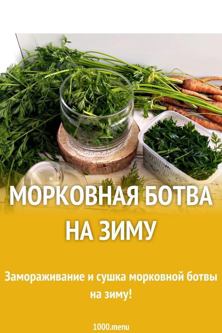 Морковный чай: польза и вред, как приготовить в домашних условиях