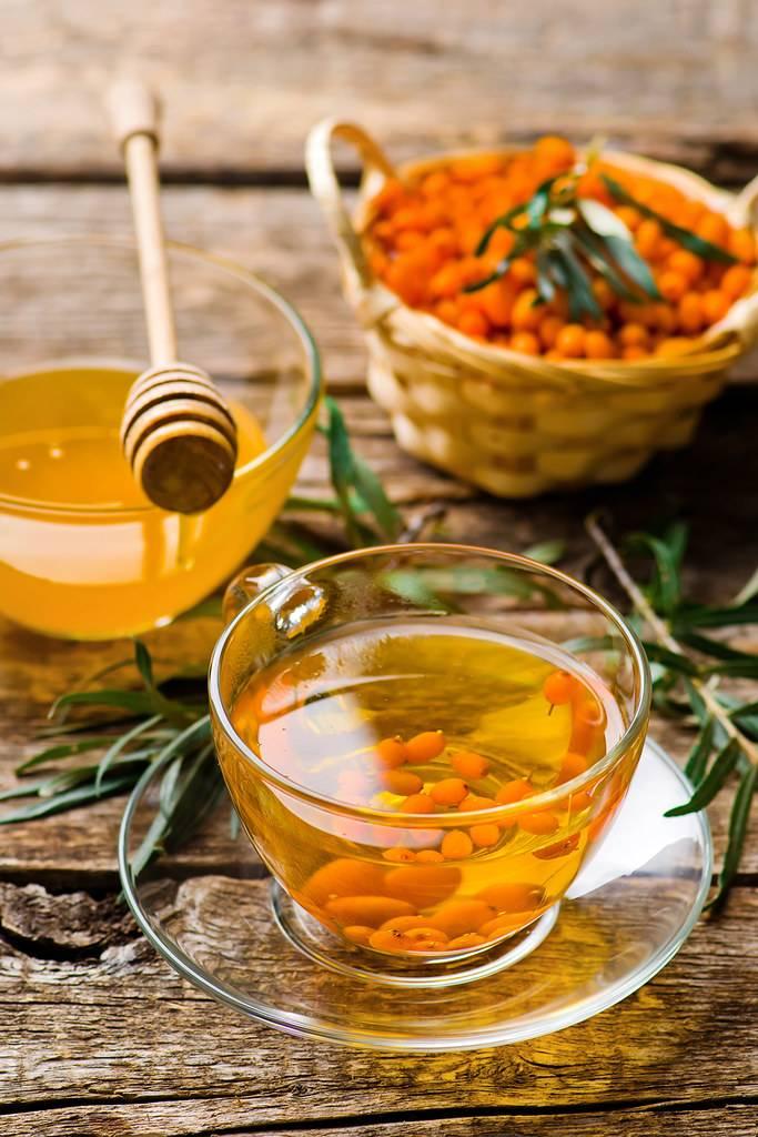 Облепиховый чай: польза и вред, рецепты. . милая я