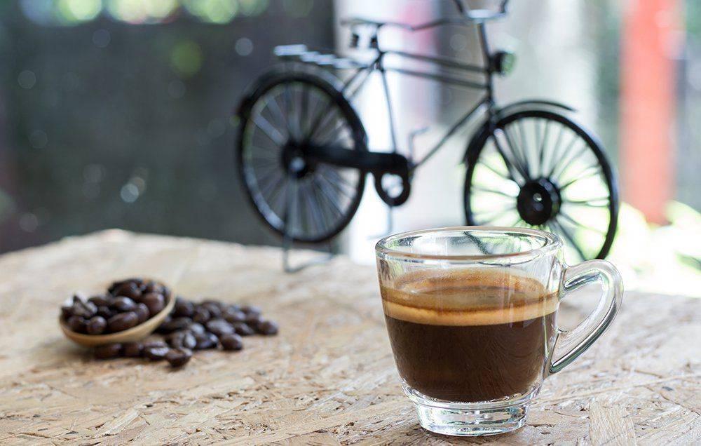 Можно ли пить кофе до тренировки и после