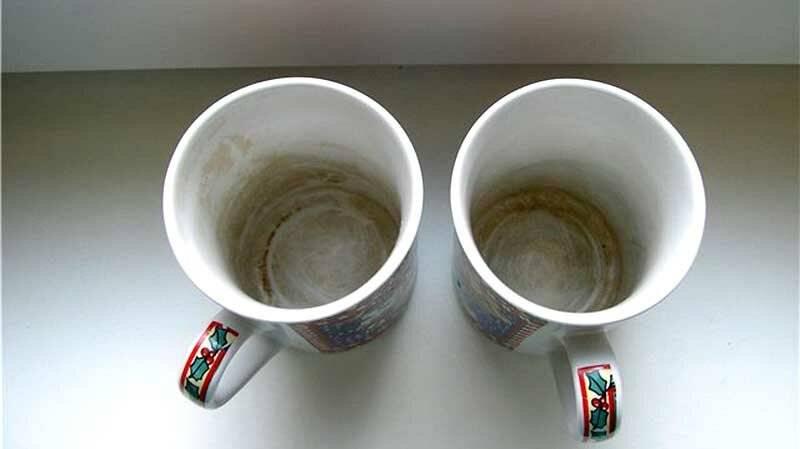 Как почистить термос от чайного налета внутри: методы очищения