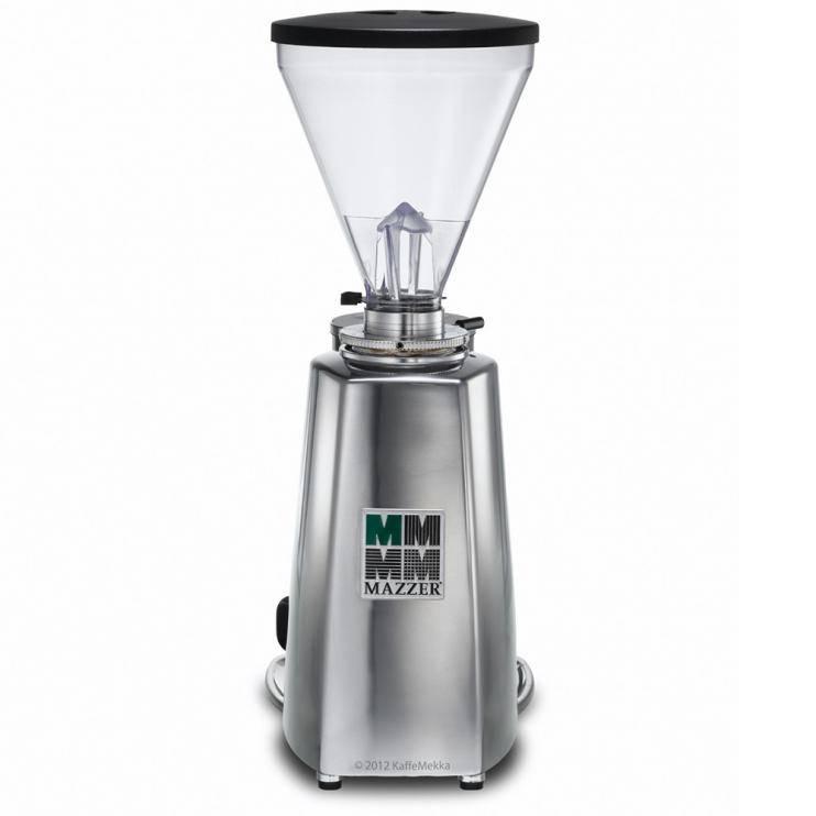 Кофемолка профессиональная mazzer kony electronic