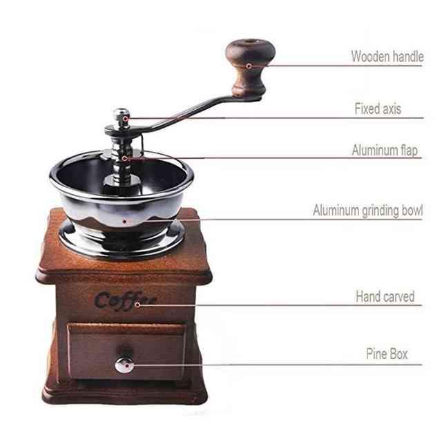 Ручная кофемолка: современные типы и советы как выбрать модель для домашнего пользования
