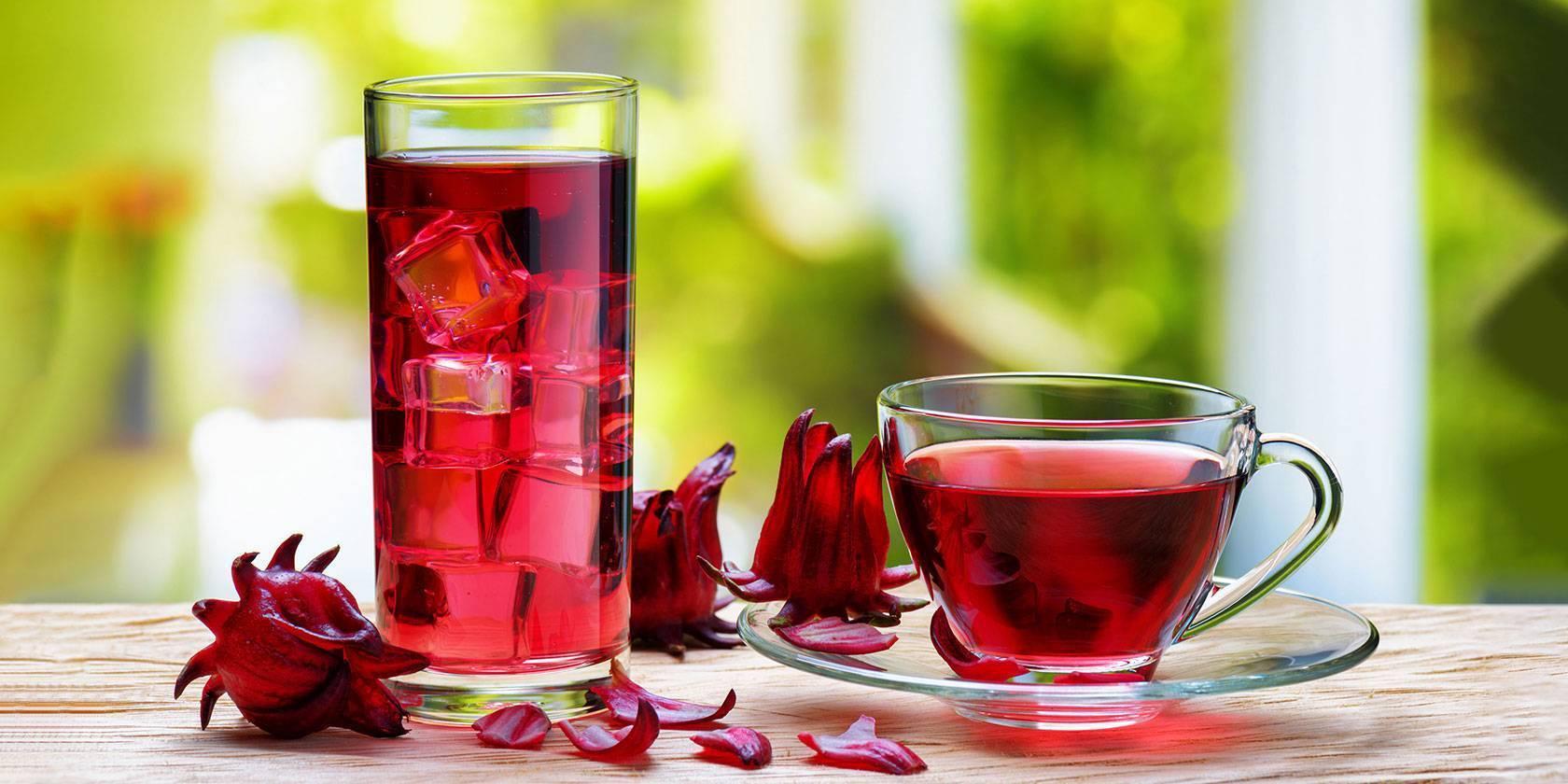 Чай каркаде для похудения – уловка продавцов чая. благотворное действие каркаде на организм человека