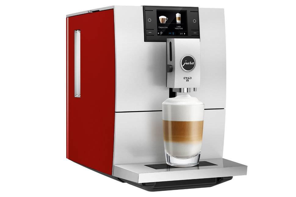 Самые популярные модели кофемашин jura (джура)