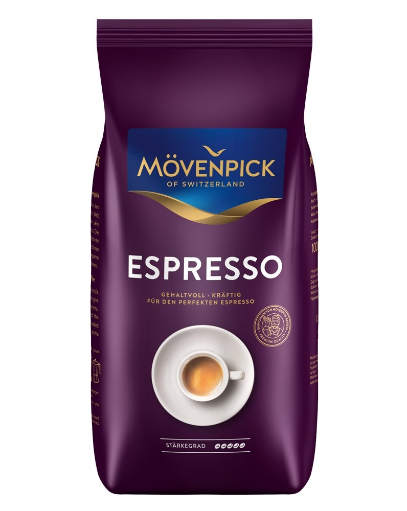 Кофе в зернах movenpick der himmlische 500 г — цена, купить в москве