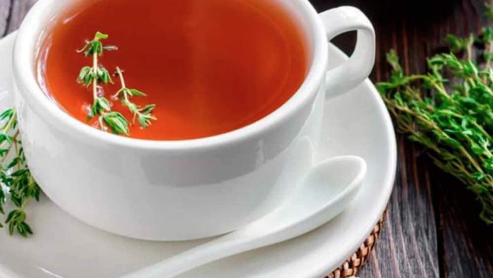 Чай с чабрецом: полезные свойства и чем может быть вреден