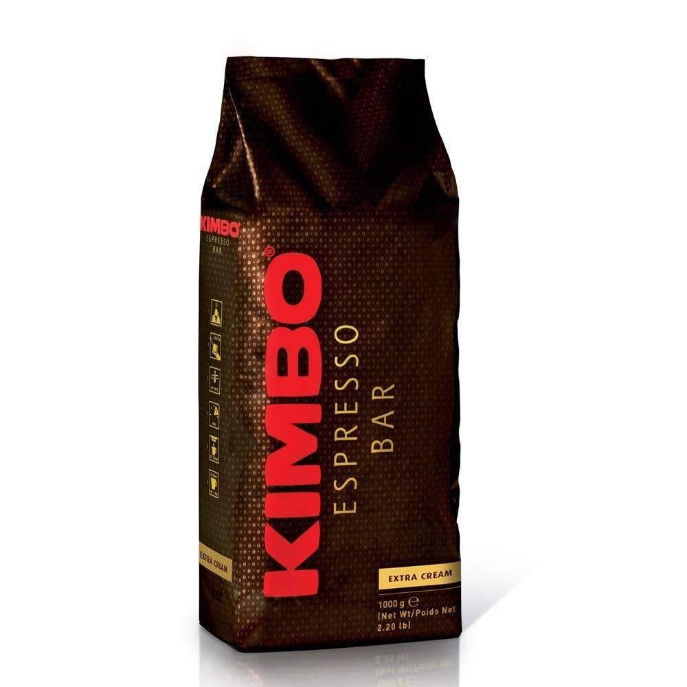 Кофе kimbo («кимбо» в зернах)