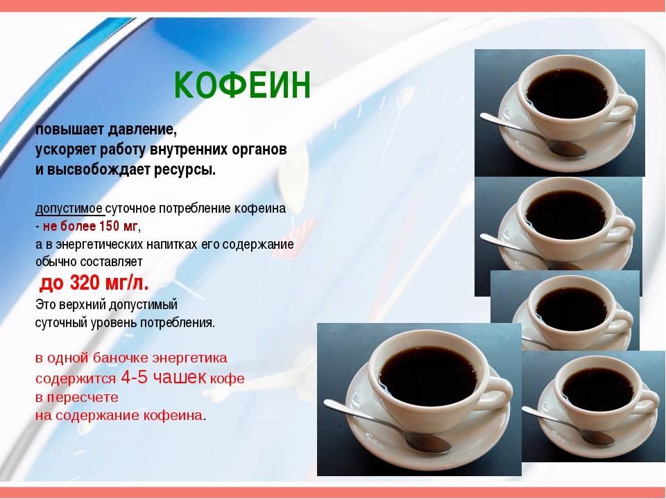 Понижает ли кофе давление