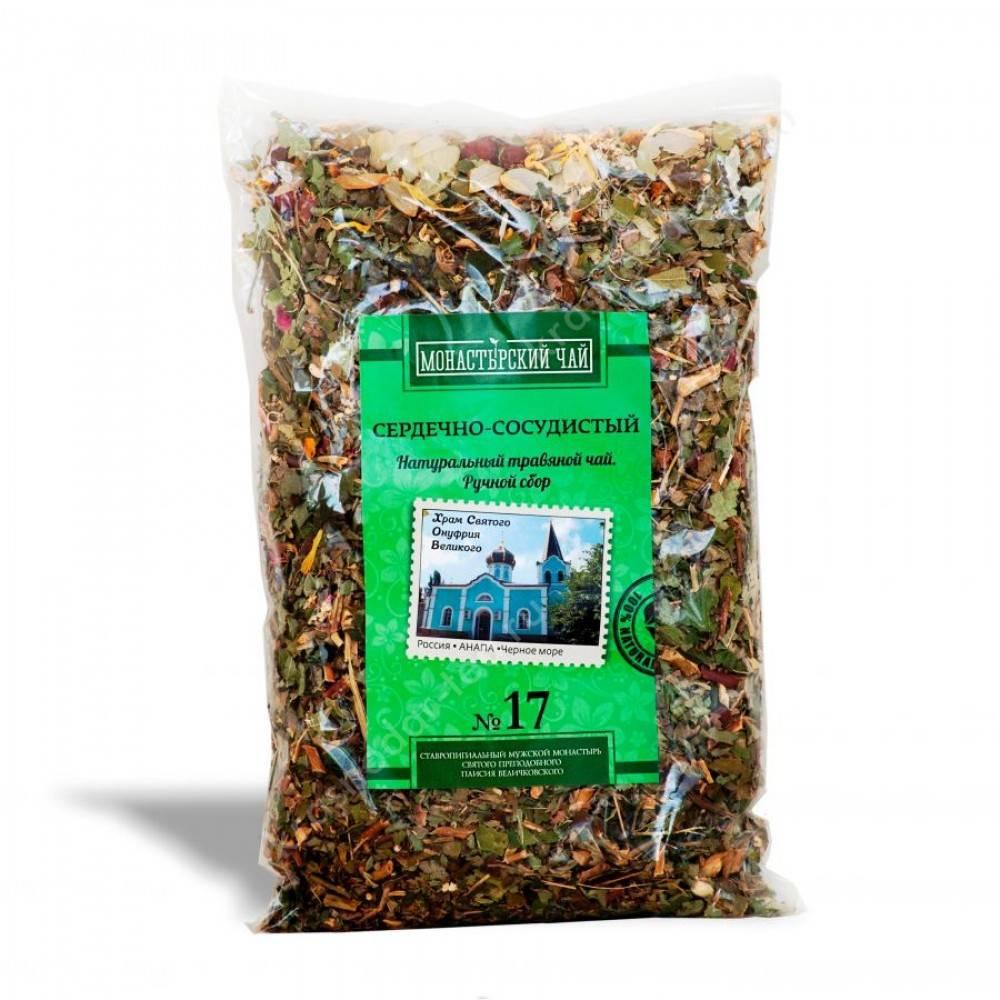 Монастырский сердечный чай: состав, свойства и показания
