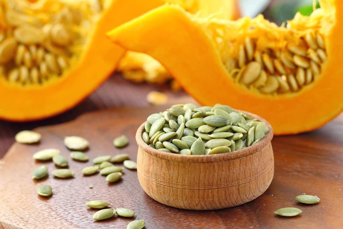 Семена голосемянной тыквы польза и вред