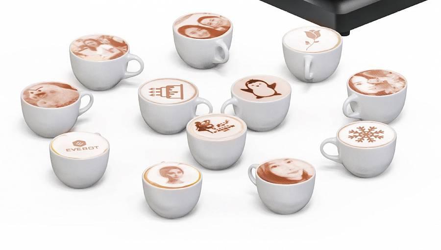 Кофейный принтер: виды и особенности аппаратов для печати на кофейной пенке