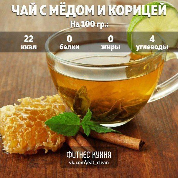 Рецепты чая с корицей для похудения