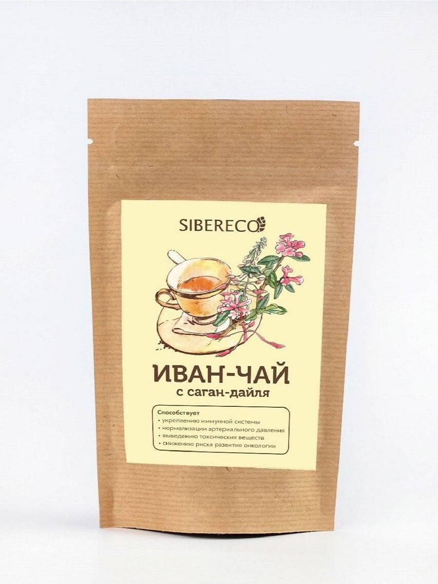 Саган-дайля - польза и вред лекарственной травы, приготовление чая, отвара и настойки