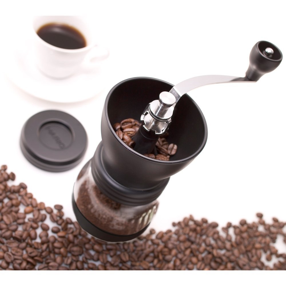 Как молоть кофе в зернах без кофемолки - wikihow