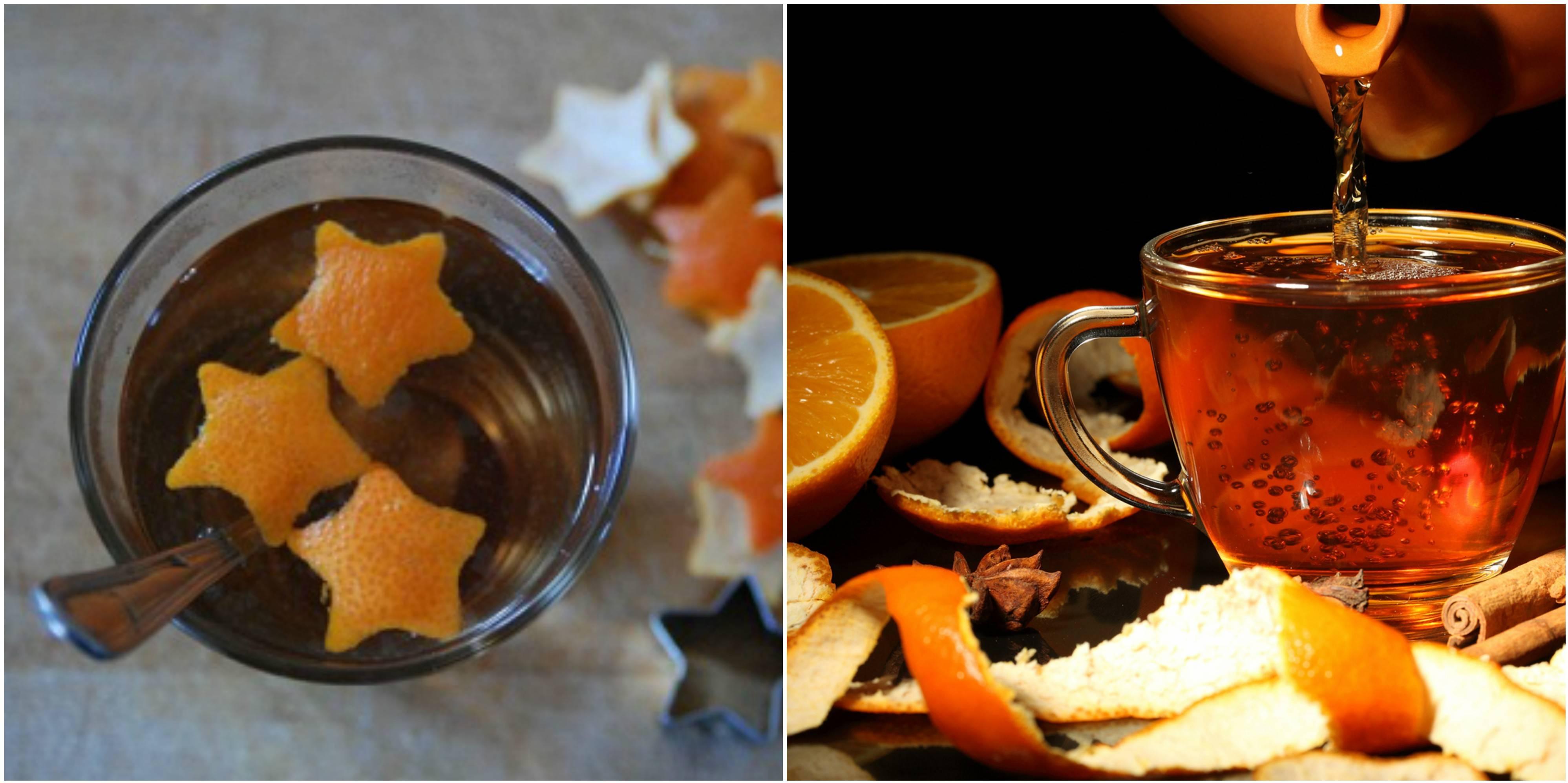 Чем полезны мандариновые корки, где и как их применять