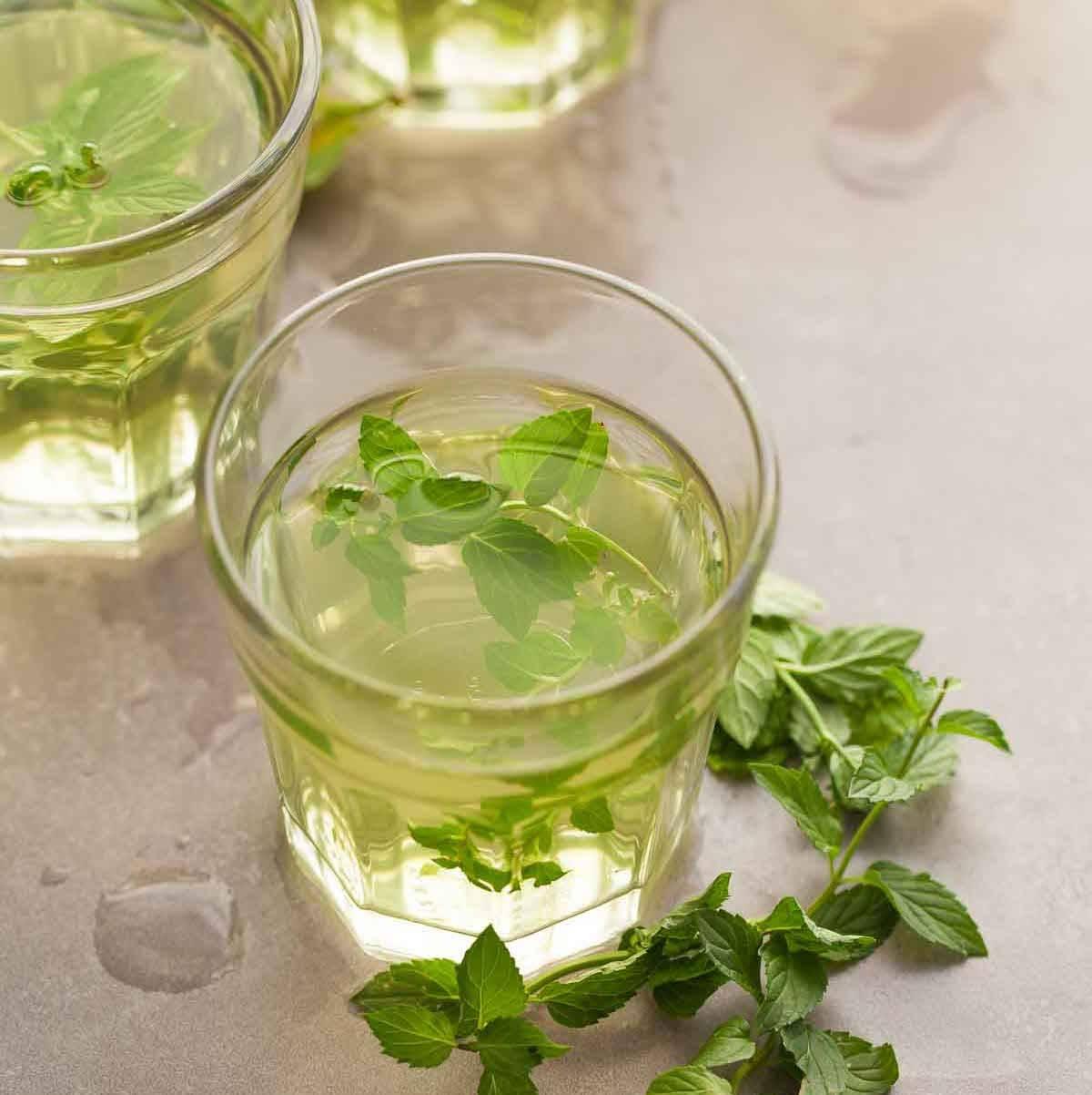 Чай с мятой – польза и вред