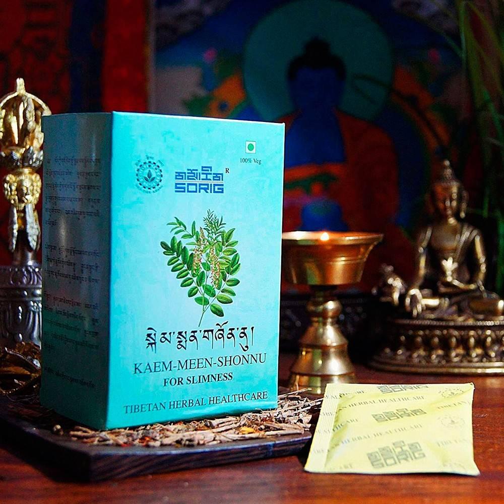 Тибетский сбор для очищения организма и похудения