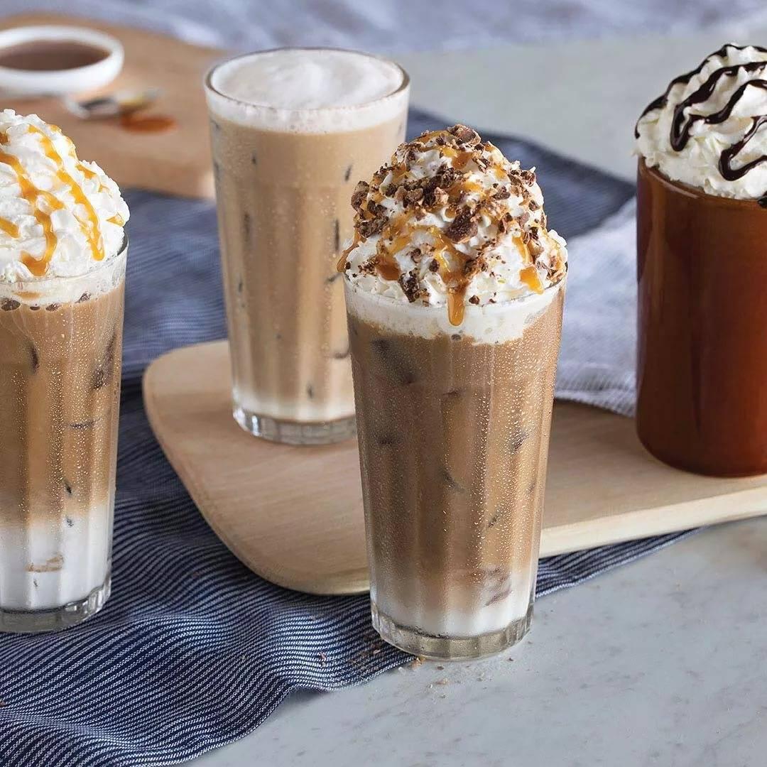 Кофе с карамелью - сладкий вкус для гурманов