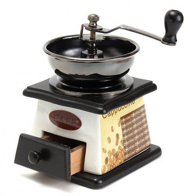Как выбрать кофемолку электрическую для дома: ножевую, жерновую, брендовую