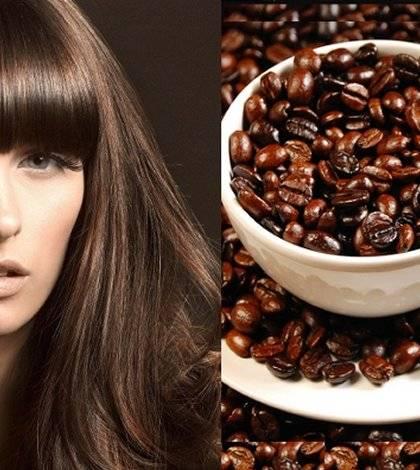 Как покрасить волосы кофе - рецепты, проведение процедуры, плюсы и минусы, отзывы