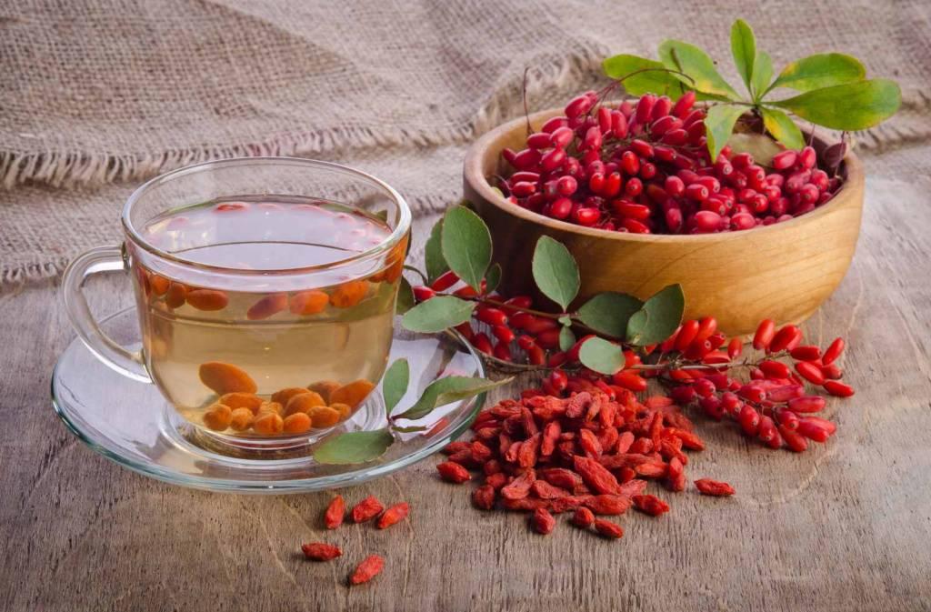 Чай с барбарисом полезные свойства