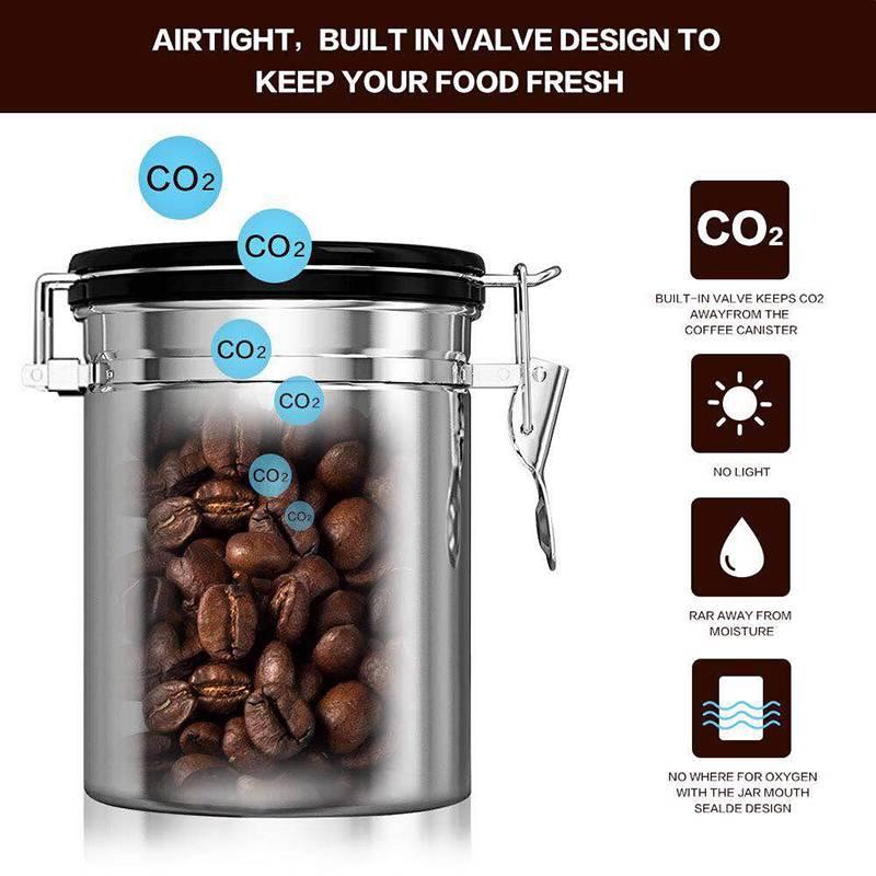 Сколько может храниться кофе - база данных сроков хранения