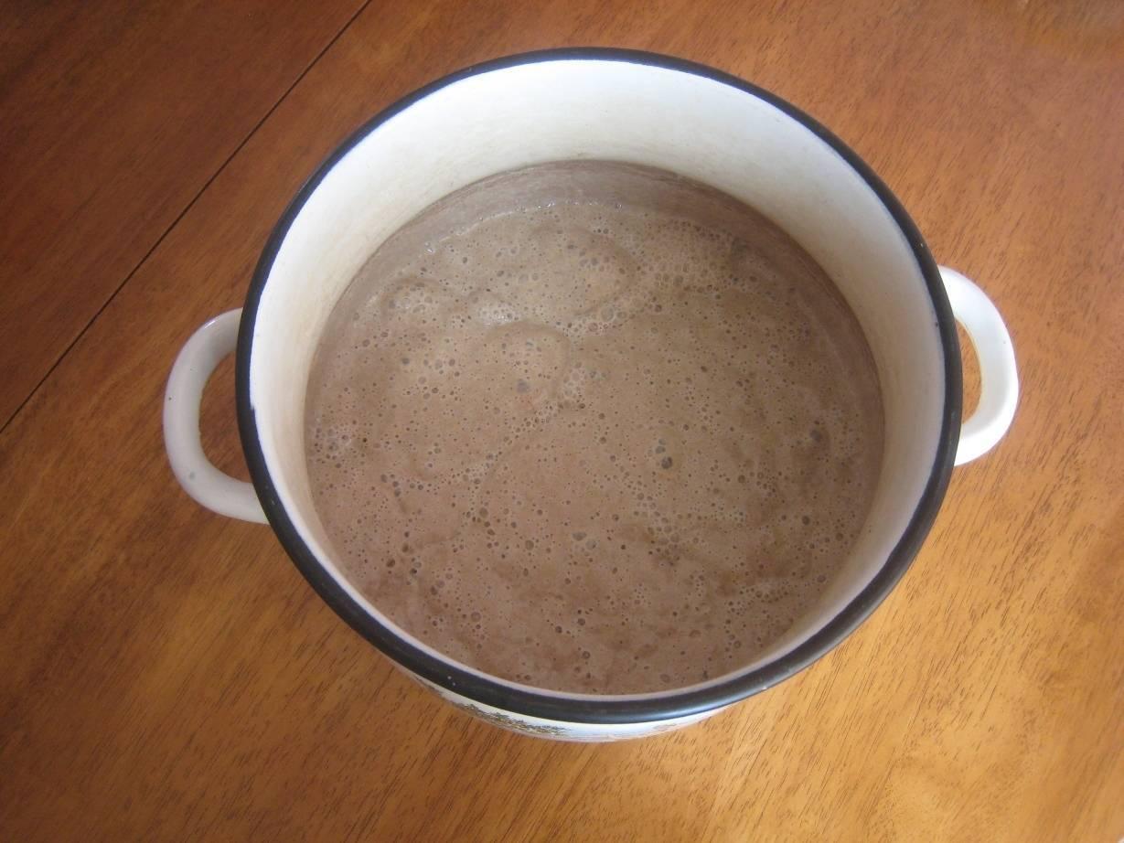 Как сделать белый квас быстро в домашних условиях