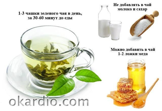 Сколько можно пить чая в день?