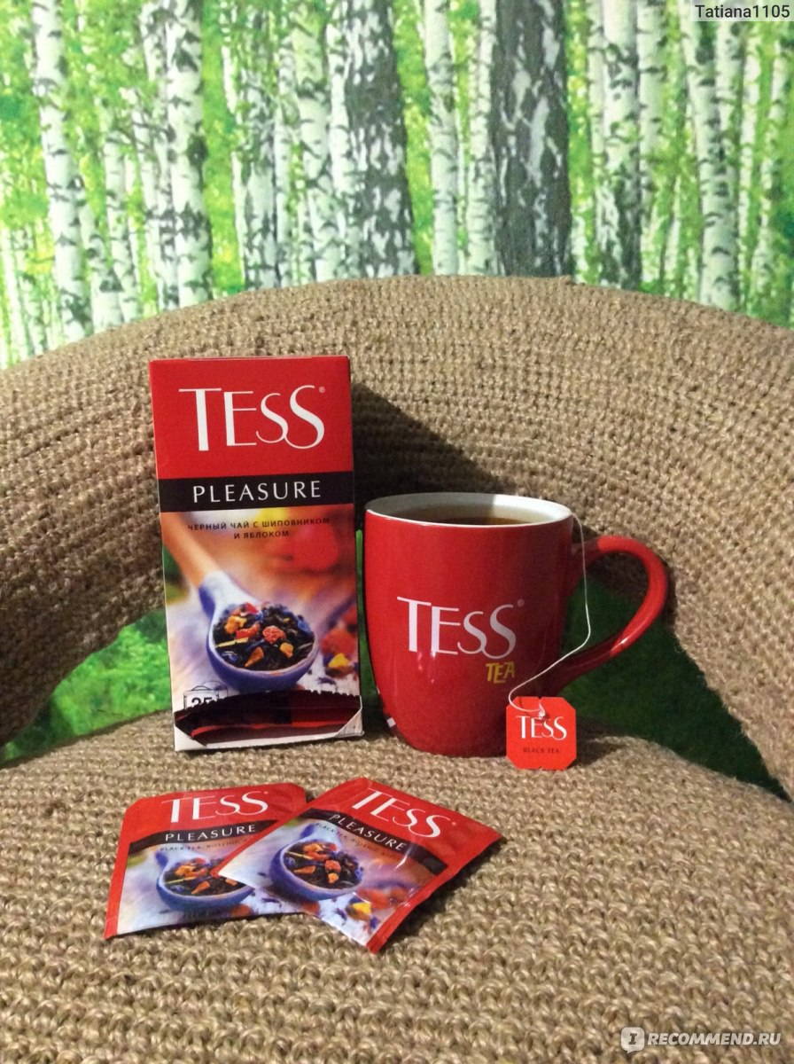 Чай тесс: особенности и разновидности
