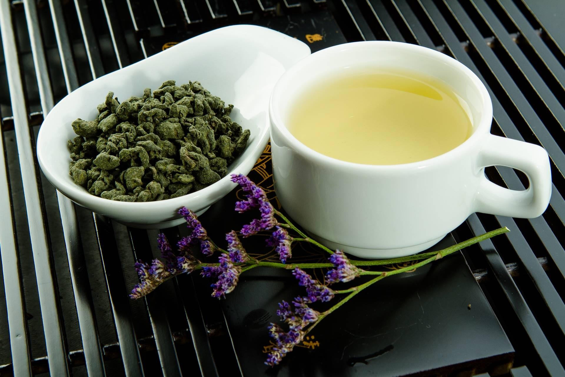 Молочный улун — история чая, полезные свойства, рецепт приготовления