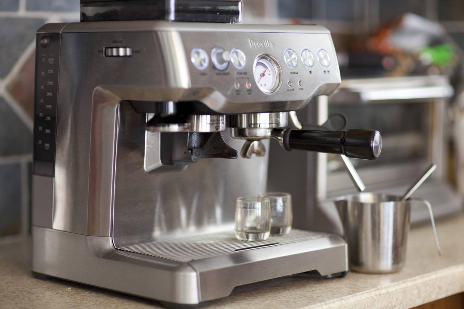 Чистка кофеварки от накипи в домашних условиях