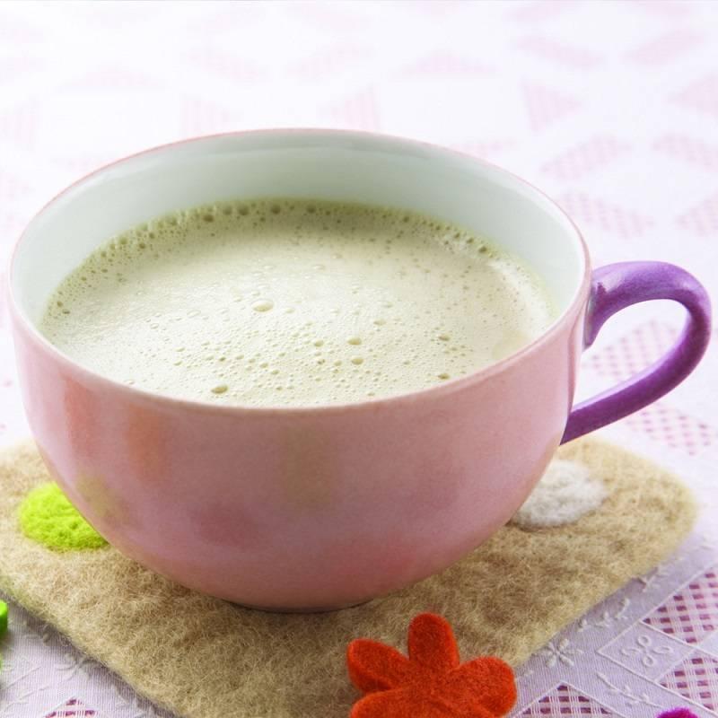 Зеленый чай с молоком для похудения: рецепт, рекомендации, противопоказания