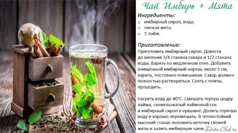 Чай для похудения с имбирем - отзывы врачей
