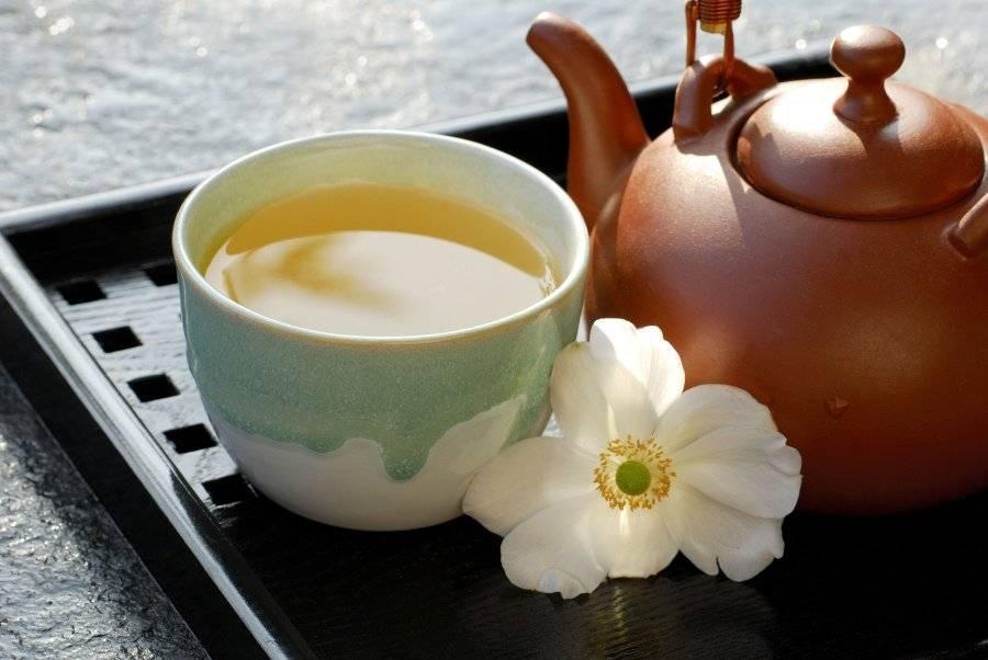Чёрный чай с молоком для похудения