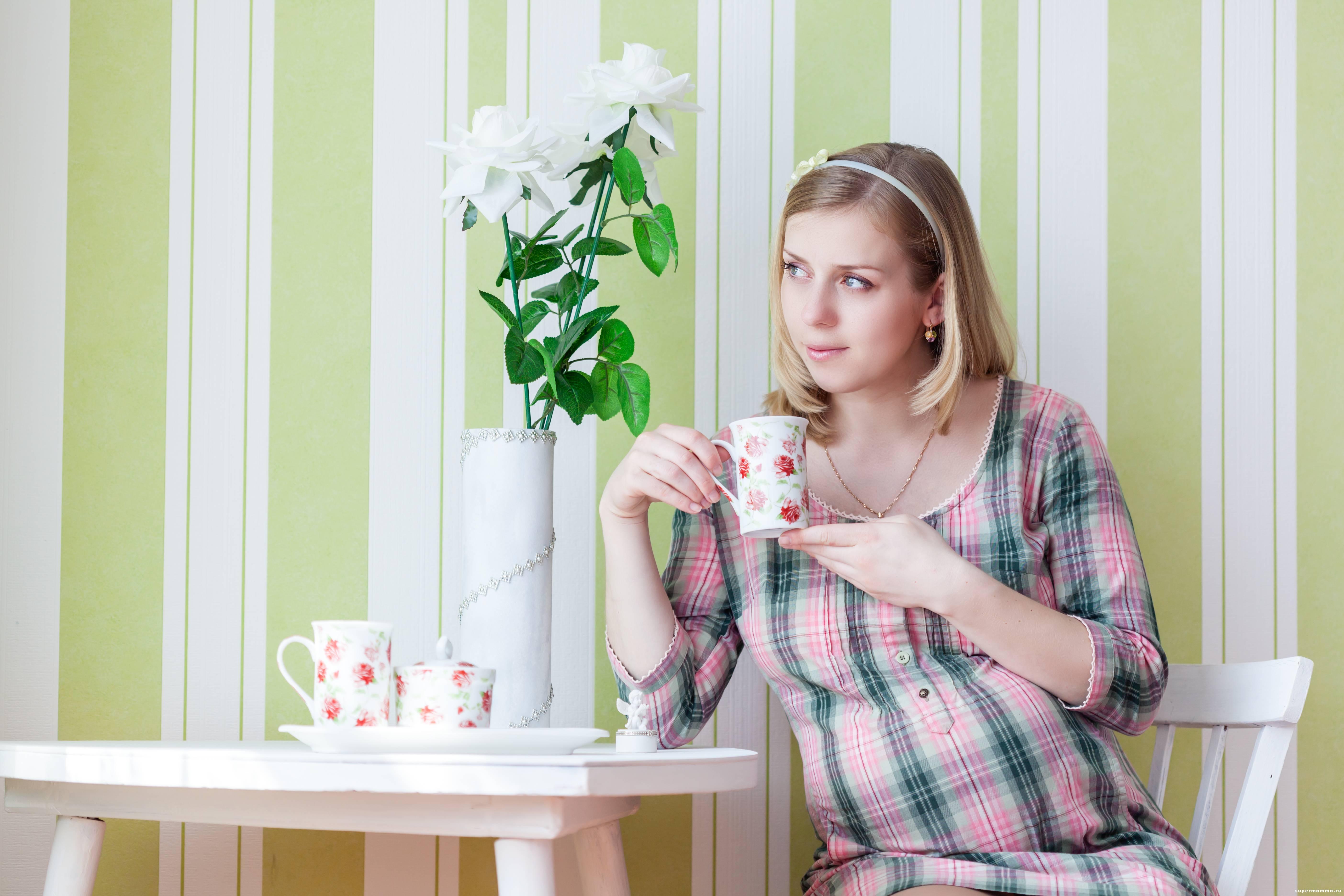 Можно ли пить ромашковый чай при беременности?