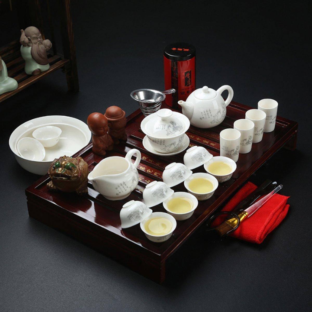 Традиции чайных церемоний: как пьют чай в разных странах