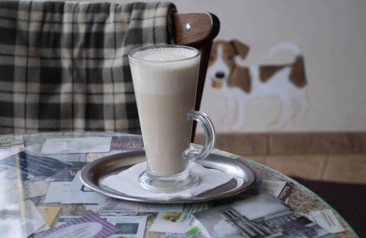 Как готовить кофе раф