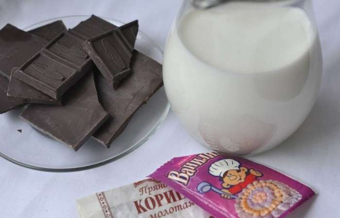 Горячий шоколад с молоком: два способа приготовления ‹ жизнь в шоколаде