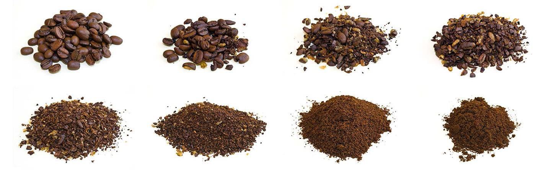Как влияет помол кофе на крепость | портал о кофе