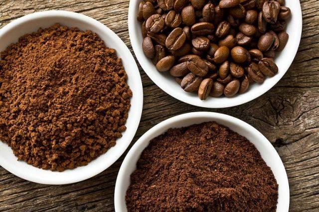 просроченный молотый кофе